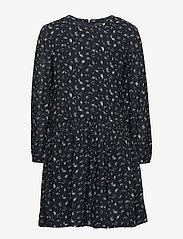 Mini A Ture - Amielin Dress, K - sukienki - blue nights - 0