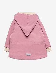 Mini A Ture - Wai Jacket, M - parkas - nostalgia rose - 1