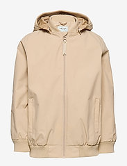 Mini A Ture - Wilder Jacket, K - shell jassen - doeskind sand - 0