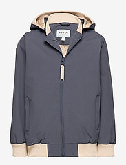 Mini A Ture - Wilder Jacket, K - shell jacket - ombre blue - 0