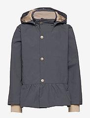 Mini A Ture - Wela Jacket, K - shell jacket - ombre blue - 1