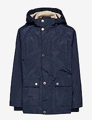 Mini A Ture - Wagner Jacket, K - jackets - blue nights - 1