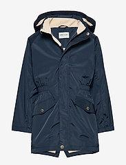 Mini A Ture - Vilde Jacket, K - parkas - blue nights - 0