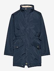 Mini A Ture - Vilde Jacket, K - parkas - blue nights - 2