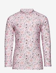 Mini A Ture - Gani T-shirt, K - uv tops - mauve morn rose - 0