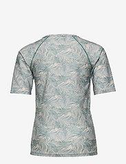 Mini A Ture - Gun T-shirt, K - badpakken - blue surf - 1