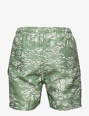 Mini A Ture - Mateo shorts, K - shorts de bain - green bay - 1