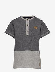 Mini A Ture - Maico T-shirt, K - korte mouwen - ombre blue - 0
