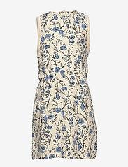Mini A Ture - Zelia Dress, K - kjoler - ashley blue - 0