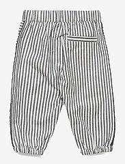 Mini A Ture - Berned Pants, M - broeken - ombre blue - 1