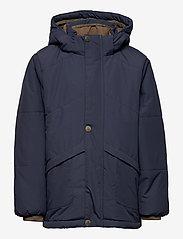 Mini A Ture - Weli Jacket, K - dunjakker & forede jakker - blue nights - 0