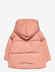 Mini A Ture - Woody Jacket, M - dunjakker & forede jakker - cameo rose brown - 1