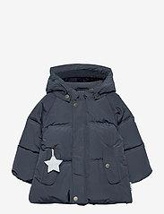 Mini A Ture - Woody Jacket, M - dunjakker & forede jakker - ombre blue - 0