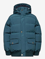 Mini A Ture - Wotan Jacket, K - dunjakker & forede jakker - stargazer blue - 0