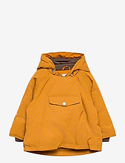 Mini A Ture - Wang Jacket, M - jassen - buckthorn brown - 1