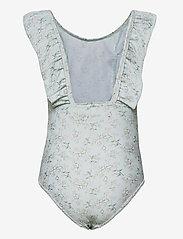 Mini A Ture - Delicia Swimsuit, K - swimsuits - pale aqua - 1