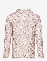 Mini A Ture - Gani T-shirt, K - uv-clothing - shell rose - 1