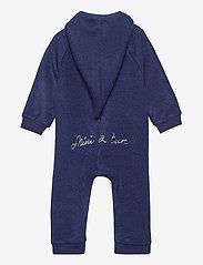 Mini A Ture - Adel Romper, B - vêtements d'extérieur - maritime blue - 1
