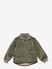 Mini A Ture - Derri Jacket, MK - coveralls - deep green - 0