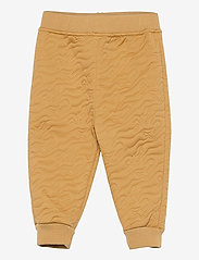 Mini A Ture - Daris Pants, M - coveralls - honey yellow - 0