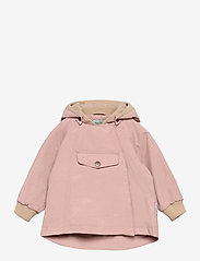Mini A Ture - Wai Fleece Jacket, M - shell jassen - cloudy rose - 0
