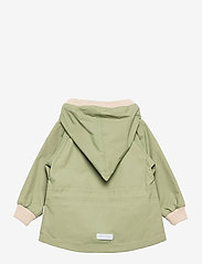 Mini A Ture - Wai Fleece Jacket, M - shell jackets - oil green - 1