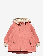 Mini A Ture - Wally Jacket, M - shell jackets - canyon rose - 0