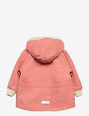 Mini A Ture - Wally Jacket, M - shell jackets - canyon rose - 1