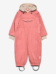 Mini A Ture - Wisto Suit, M - vêtements d'extérieur - canyon rose - 0