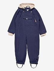 Mini A Ture - Wisto Suit, M - vêtements d'extérieur - maritime blue - 0