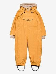 Mini A Ture - Wisto Suit, M - vêtements d'extérieur - waxed honey - 0