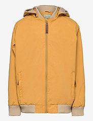 Mini A Ture - Wilder Jacket, K - shell jackets - waxed honey - 0