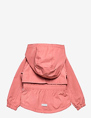 Mini A Ture - Algea Jacket, K - shell jackets - canyon rose - 1