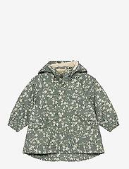 Mini A Ture - Anitha Jacket Fleece, M - winterjassen - laurel green - 0