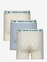Mini A Ture - Yash Boxers GOTS 3 PACK, K - night & underwear - multi - 5