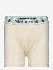 Mini A Ture - Yash Boxers GOTS 3 PACK, K - night & underwear - multi - 2