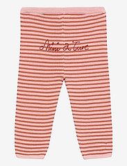 Mini A Ture - Tilda Pants, B - trousers - lotus rose - 1