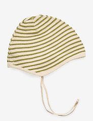 Mini A Ture - Urs Baby Hood, B - baby hats - tapioca sand - 1