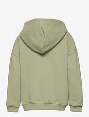 Mini A Ture - Alfi Zip Hoodie, K - hoodies - oil green - 1