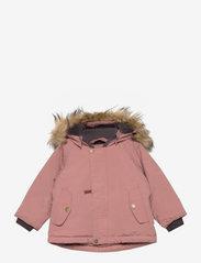 Wally Fake Fur Jacket, M - WOOD ROSE