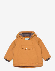 Wang Jacket, M - RUBBER BROWN