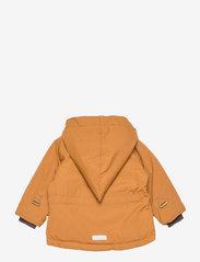 Mini A Ture - Wang Jacket, M - winter jacket - rubber brown - 1