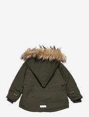 Mini A Ture - Wang Fake Fur Jacket, M - winter jacket - deep depths - 1