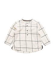 Lai, M Shirt LS - ASPHALT GREY