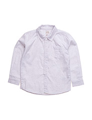 Lucas Shirt LS - WHITE