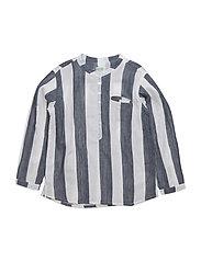Lai, BK Shirt LS - MOOD INDIGO