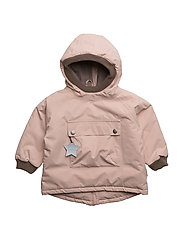 Baby Wen, B Jacket - ROSE SMOKE
