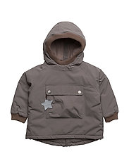Baby Wen, B Jacket - STEEL GREY