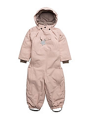 Wisti, M Snowsuit - ROSE SMOKE