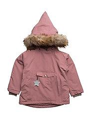 Wang Faux Fur, M Jacket - NOSTALGIA ROSE